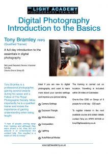 Digital-Photography--Intro
