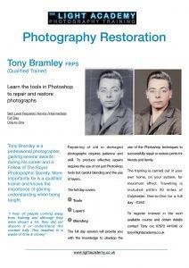 Photography-Restoration