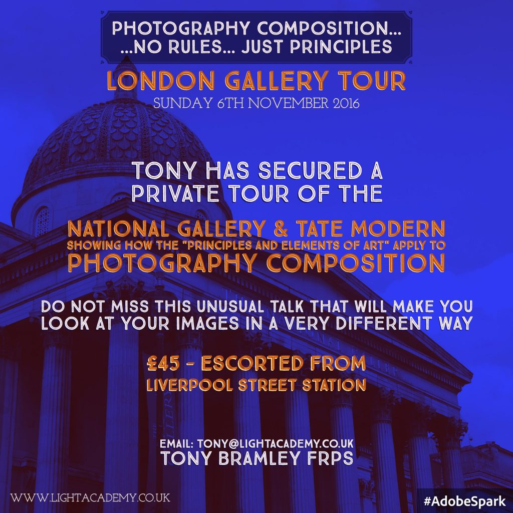 composition photography training