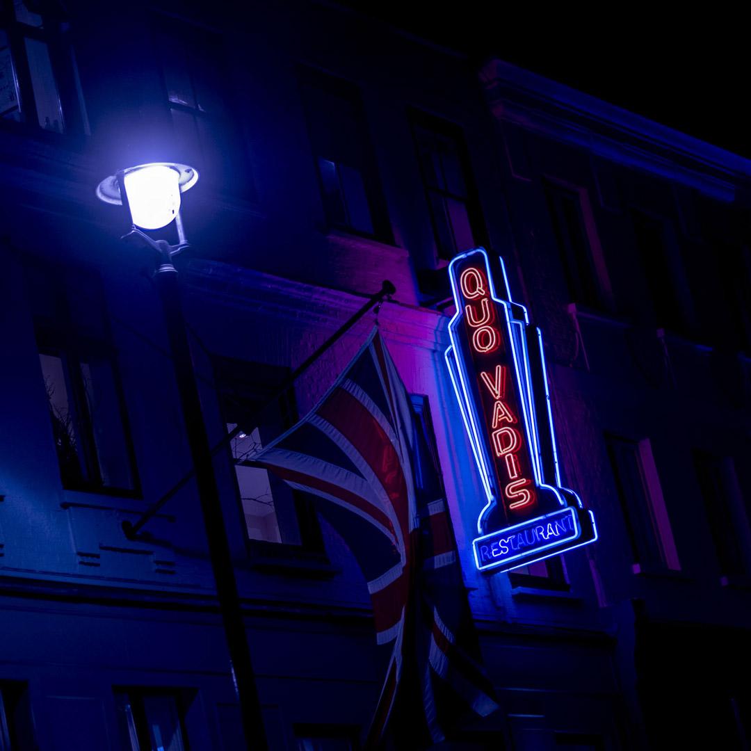 Soho Neons London