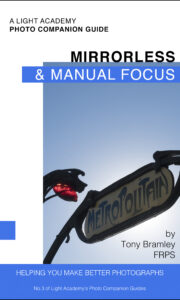 Cover Mirrorless & Manual Focus Kindle